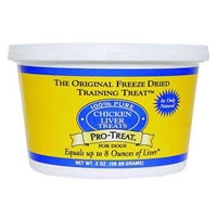 Gimborn Freeze Dried Chicken Liver 2 oz.