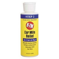 Gimborn R-7 Ear Mite Relief Spray 4 oz.