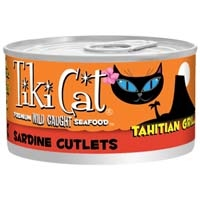 Tiki Cat® Tahitian Grill Canned Cat Food, 2.8 Oz