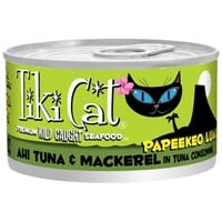 Tiki Cat® Papeekeo Tuna Canned Cat Food, 2.8 Oz