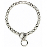 "Coastal Style 5530 Titan 26"" x 3.0 mm Heavy Chain Choke Chrome"