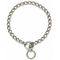 "Coastal Style 5540 Titan 24"" x 4.0 mm Extra Heavy Chain Choke Chrome"