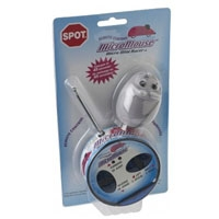 Ethical Remote Control Micro Mouse in Blister Package