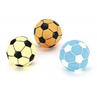 Ethical Stuffed Latex Soccerball 3.1 inch