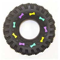 Ethical Vinyl Squeaky Tire