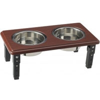 Ethical Posture Pro Adjustable Double Diner CHerry 1 pt