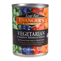 Evanger's Vegetable Dog/Cat Gold, 12/13.2 Oz