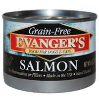 Evanger's Wild Salmon Dog/Cat 5 Oz