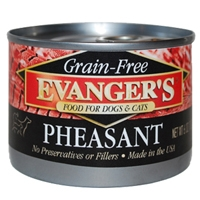 Evanger's 100& Pheasant Dog, 6 Oz