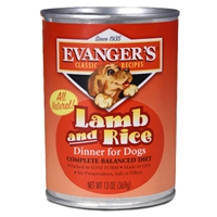 Evanger's Heritage Classic Lamb & Rice Dinner Dog Food