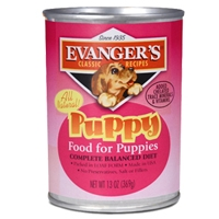 Evanger's Heritage Classic Puppy Food