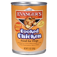 Evanger's All Meat Classics Chicken, 12/13 Oz