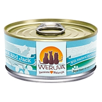 Weruva Mack and Jack Canned Cat 24/5.5 oz.