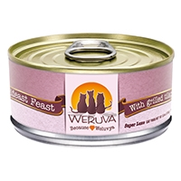 Weruva Mideast Feast Canned Cat Food, 5.5 oz.