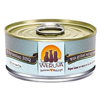 Weruva Polynesian BBQ Canned Cat Food, 5.5 oz.