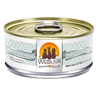 Weruva Gourmet Chicken Soup Canned Cat 24/5.5 oz.