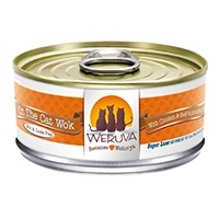Weruva On Cat the Cat Wok Canned Cat Food, 5.5 oz.