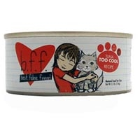 Weruva Best Friend Feline (BFF) Tuna Too Cool 8/5.5 oz Tray