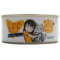 Weruva Best Friend Feline (BFF) Tuna and Salmon Soulmates 8/5.5 oz Tray