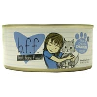 Weruva Best Friend Feline (BFF) Tuna and Chicken Chuckles 8/5.5 oz Tray