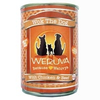 Weruva Wok the Dog Canned Dog Food, 14 oz.