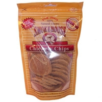 Smokehouse Chicken Chips 4oz Resealable Bag