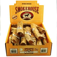 "Smokehouse 4-5"" Toobles 25ct Shelf Display Box Shrink Wrapped with UPC"
