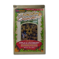 K9 Granola Pumpkin Crunchers Apple/Cranberry 14oz