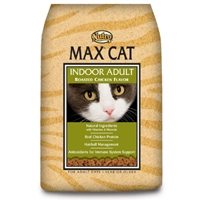 Nutro Max Cat Indoor Chicken, 6/3 Lb