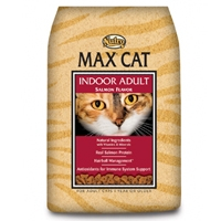 Nutro Max Cat Indoor Salmon, 4/6 Lb
