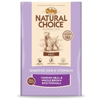 Nutro Natural Choice Venison Meal/Brown Rice, 10/5 Lb