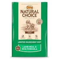 Nutro Natural Choice Puppy Lamb and Rice, 10/5 Lb