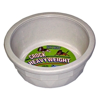 Van Ness Heavyweight Crock Dish Small 9.5 oz.
