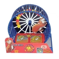 Van Ness Hamster Wheel With Stand