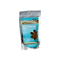 Real Meat Dog Jerky Lung Fish/Venison 8oz