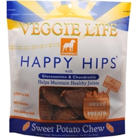 Dogswell Veggie Life® Happy Hips® Sweet Potato Chew 15oz