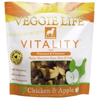 Dogswell Veggie Life® Vitality™ Chicken & Apple 15oz