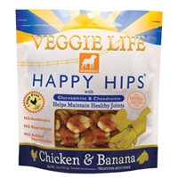 Dogswell Veggie Life® Happy Hips® Chicken & Banana