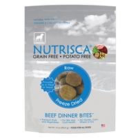 Dogswell 14 oz Nutrisca® Freeze Dried Beef Dinner Bites