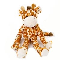 Multipet Swingin' Safari Giraffe 22""