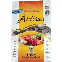 Grandma Lucy's Artisan Bison Grain-Free Dog Food – 3lb
