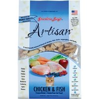Grandma Lucy's Artisan Grain-Free Cat Food (Chicken & Fish) – 3lb
