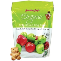 Grandma Lucy's Organic Baked Apple Dog Treats