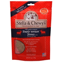 Stella and Chewy's 6 oz. Freeze-Dried Simply Venison Dinner