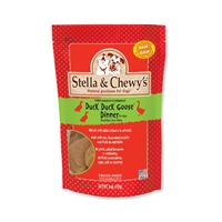 Stella & Chewy's Freeze Dried Duck, Duck, Goose Dinner