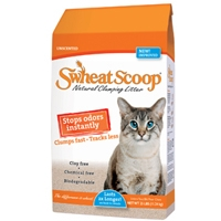 Swheat Scoop Litter 25 lb. Bag