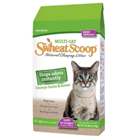 Swheat Scoop Multi-Cat Litter 40#