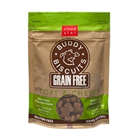 Grain Free Soft & Chewy Buddy Biscuits Dog Treats - Rotisserie Chicken