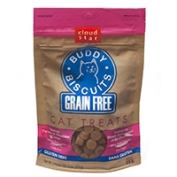 Grain Free Buddy Biscuits for Cats - Savory Turkey & Cheddar