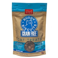 Grain Free Buddy Biscuits for Cats - Tempting Tuna